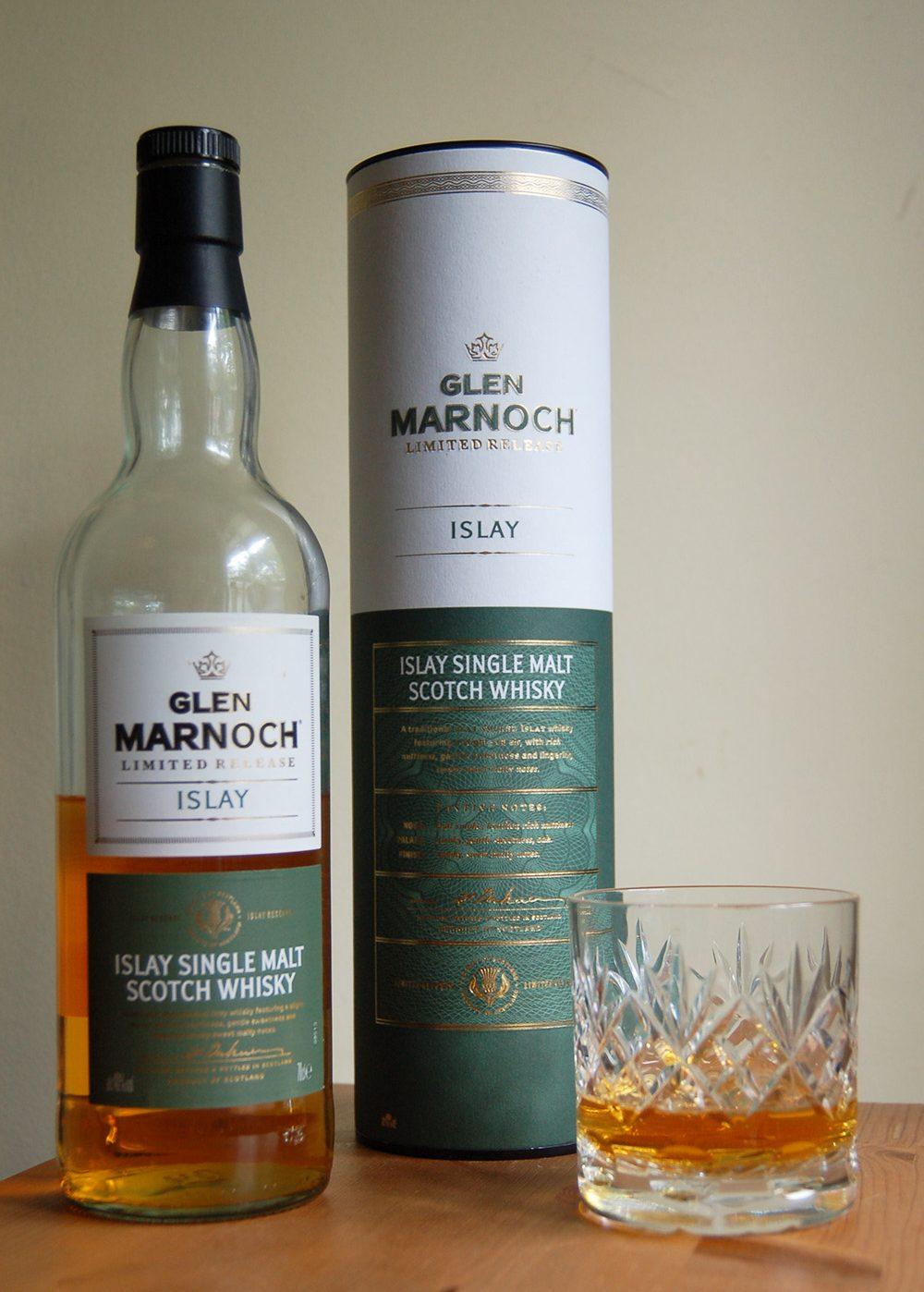 Glen Marnoch - Aldis Islay offering - Legends of Islay